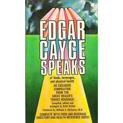 Edgar Cayce Speaks