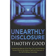 Unearthly Disclosure
