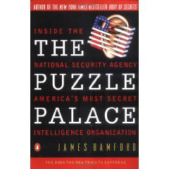 The Puzzle Palace: Inside the National Security Agency