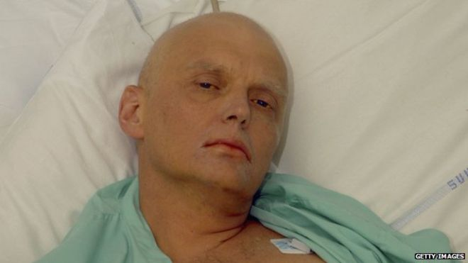 Poisoned umbrellas and polonium: Russian-linked UK deaths