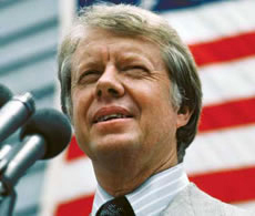 Jimmy Carter's UFO experience suggests SPP has possible Extraterrestrial association
