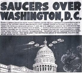 When the USAF Was in the UFO Business