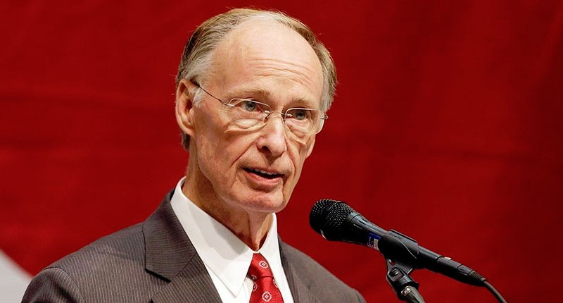 Bible-thumping Alabama governor expelled from church after racy phone calls go public