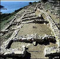 'Palace of Ajax' found in Greece