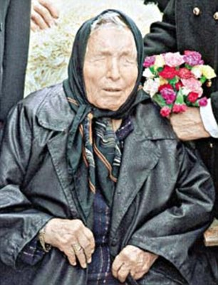 Baba Vanga - Blind Bulgarian clairvoyant who predicted 9/11 warned Barack Obama will be the 'last US president'