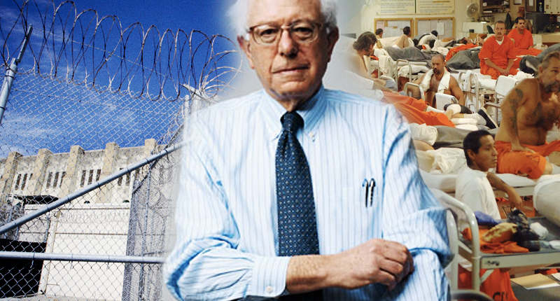 Bernie Sanders Just Promised To End The For-Profit Prison Industry