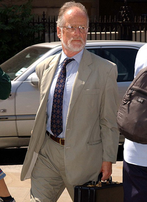 Body of Iraq WMD dossier scientist David Kelly exhumed
