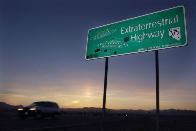 CIA acknowledges Area 51, but not UFOs or aliens