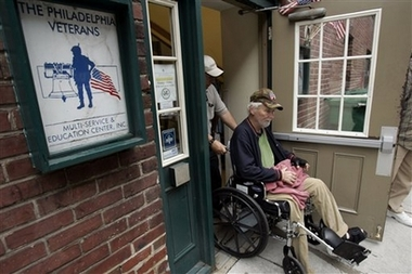 Veterans make up 1 in 4 homeless in US