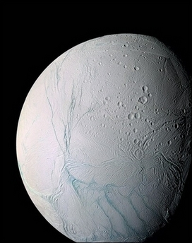 Scientists lift veil on Saturn's weird moons