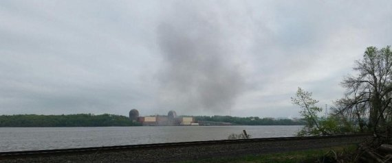 Transformer Failure At Indian Point Nuclear Plant In New York Sends Smoke Into The Air