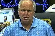 Stuck in a hole, Limbaugh keeps digging