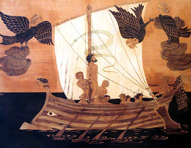 Archeologists discover Tomb of Odysseus?