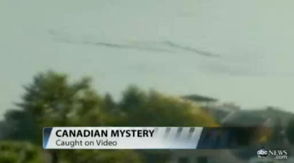 Canada's Loch Ness Monster Caught on Tape?