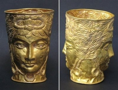Childhood 'toy' revealed as ancient Persian relic