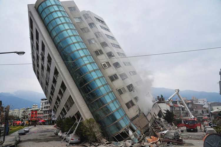 Four dead, hundreds injured in Taiwan after 6.4-magnitude earthquake strikes