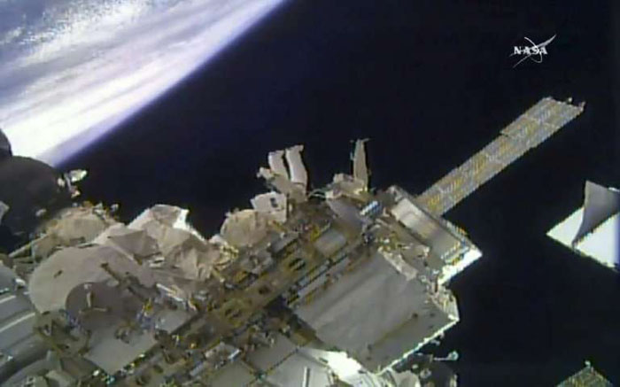 Russia says space station leak may be sabotage