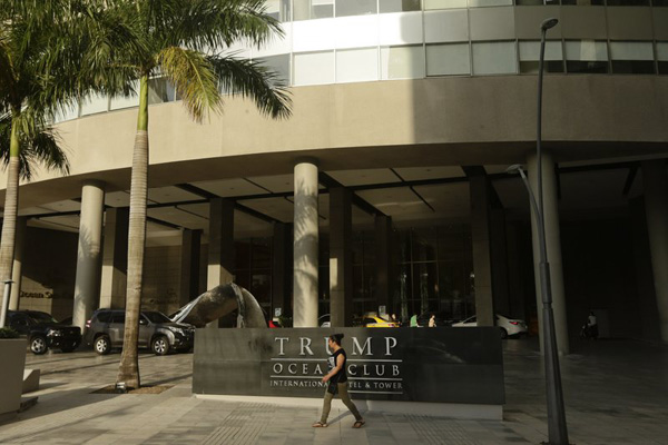 Trump officials fight eviction with fisticuffs from Panama hotel they manage