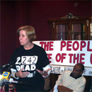 Photo: Cindy Sheehan: What Really Happened