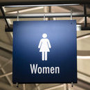Photo: Oklahoma To Require Anti-Abortion Signs In Public Restrooms