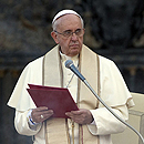 Photo: Pope Francis: You Can't Use Religion To Justify Violence