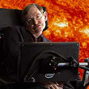 Photo: Don't talk to aliens, warns Stephen Hawking