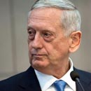 Photo: US Defence Secretary Jim Mattis resigns