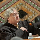 Photo: Federal judge had beastiality images on his web site