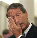 Photo: S.C. Governor Mark Sanford goes AWOL for the Boink of the Century