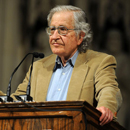 Photo: CIA Targeted Noam Chomsky, Documents Reveal