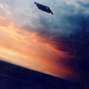 Photo: The truth is out there? Secret ALIEN programme 'concealing evidence of UFOs'