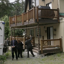 Photo: FBI searches Sen. Stevens' Alaska home