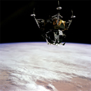 "Apollo 9 Lunar Module ""Spider"" in Earth"