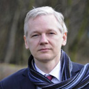 Photo: Assange wins latest round in extradition fight