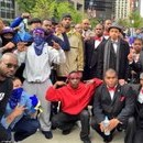 Rival Gangs Unite in Show of Solidarity