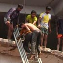 Photo: Bangladesh Dhaka building collapse leaves 70 dead