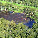 Photo: Mysterious Louisiana Sinkhole Raises Concerns of Explosions and Radiation