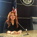 Photo: Congressional candidate claims she was abducted by aliens, can communicate extraterrestrials