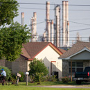 Photo: With Neighbors Unaware, Toxic Spill at a BP Plant