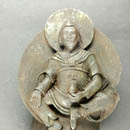 Photo: Buddhist statue found by Nazis made from meteorite