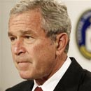 Photo: Bush calls for expansion of spy law