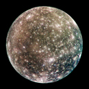 Callisto's Icy Surface