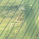 Crop Circle at Milk Hill