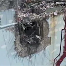 Fukushima Nuclear Plant After Earthquake