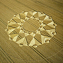 West Stowell Crop Circle 2003