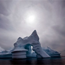 Photo: Arctic ice melt opens Northwest Passage