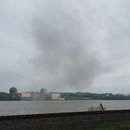 Photo: Transformer Failure At Indian Point Nuclear Plant In New York Sends Smoke Into The Air