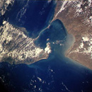 Photo: NASA Images Discover Ancient Bridge between India and SriLanka