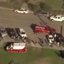 Photo: One dead, multiple people shot near Azusa polling station; active shooter heavily armed, officials said