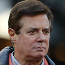 Photo: Manafort indicted on 12 counts, surrenders to FBI